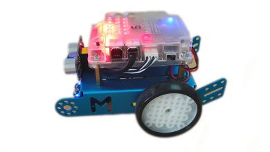 mBot RGB LED